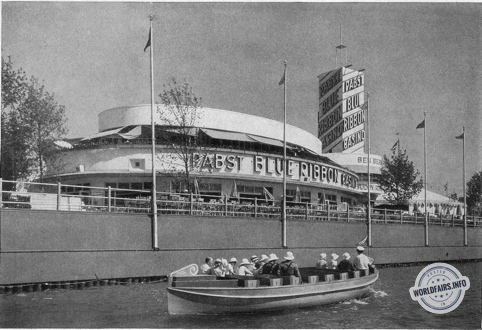 Pabst Blue Ribbon Casino à l'exposition de Chicago 1933