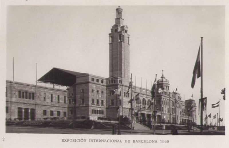 Expo Barcelona 1929 - Estadio