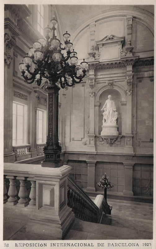 Expo Barcelona 1929 - Palacio Nacional