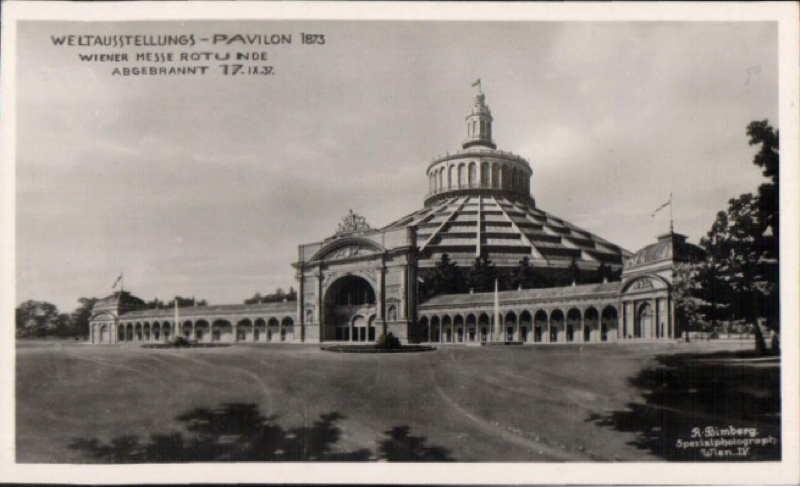 Rotunda wien 1873