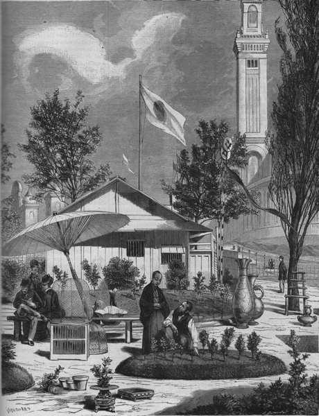 L art du bonsaï est apparu en Europe à l exposition de 1878