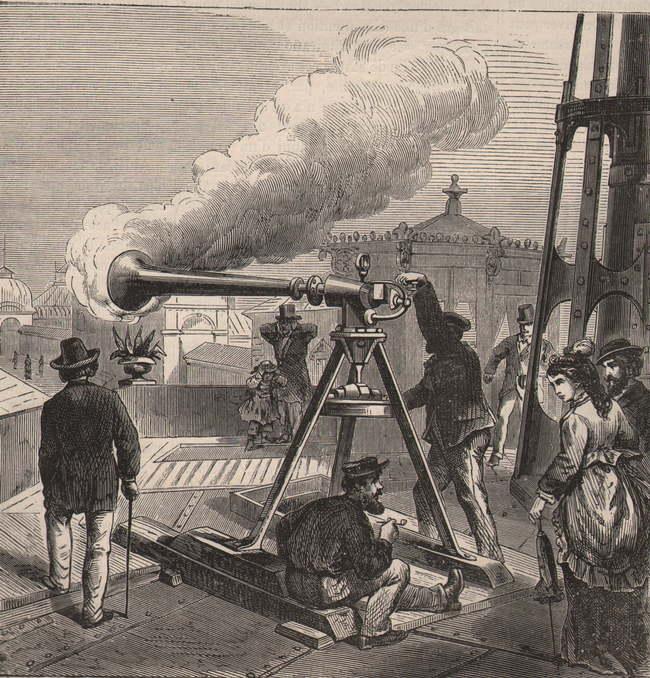 le Téléphone à l exposition universelle de Vienne 1873