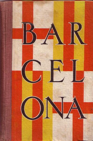 Book - Barcelona 1929