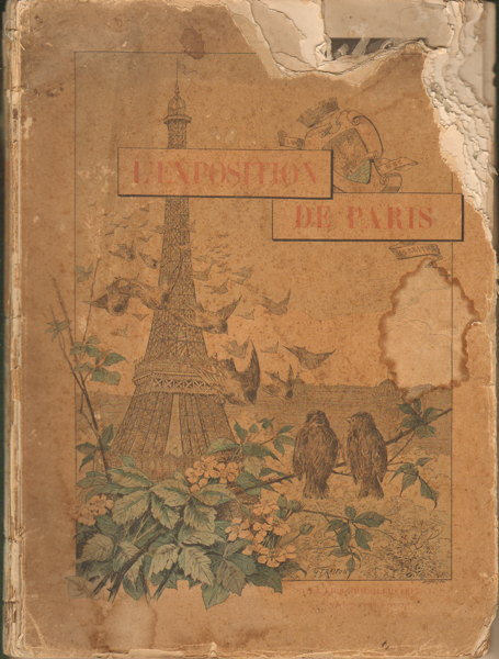 L Exposition de Paris 1889