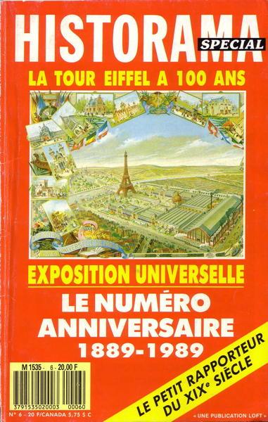 La Tour Eiffel à 100 ans - Exposition Universelle