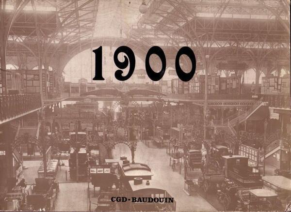 Livre - 1900 - Exposition Universelle Internationale de 1900 - Vues Photographiques