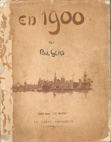 Livre - En 1900