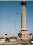 Expo Liège 1905 - Vestige - Pont de Fragnée