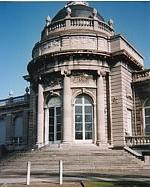 Expo Liège 1905 - Vestige - Palais des Beaux Arts