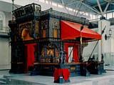 Expo Paris 1900 - Vestige - Pavillon en métal Kasli
