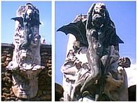 Expo Paris 1900 - Vestige - Fontaine par le sculpteur Froment-Meurice