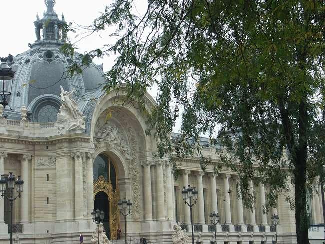 Expo Paris 1900 - Vestige - Petit Palais