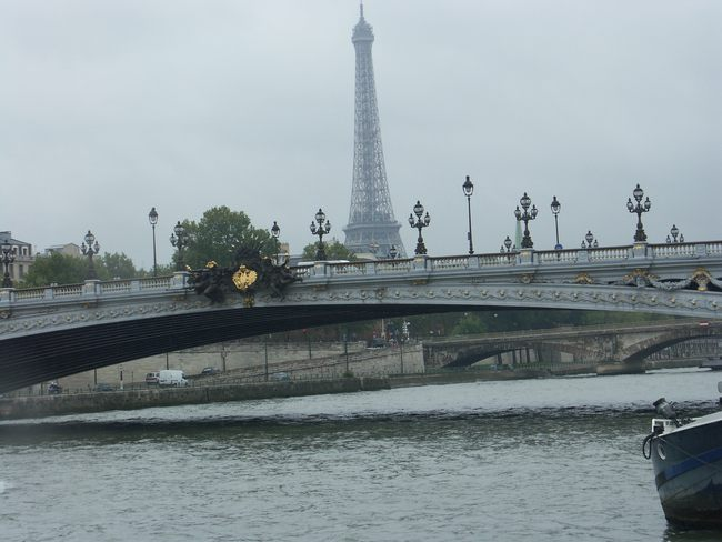 Expo Paris 1900 - Vestige - Pont Alexandre III