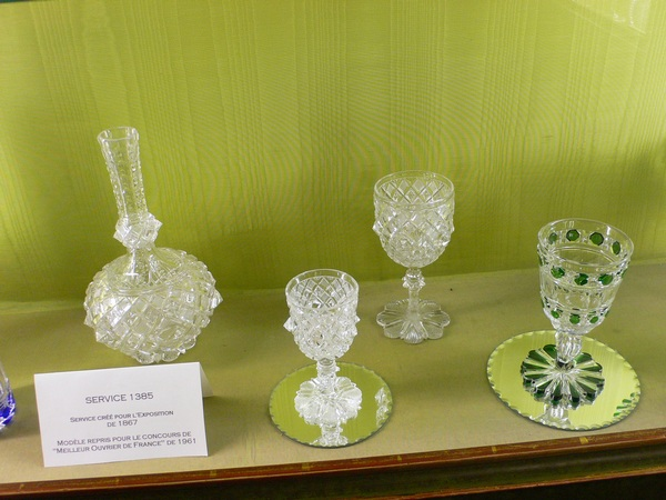 cristal de baccarat service  1385