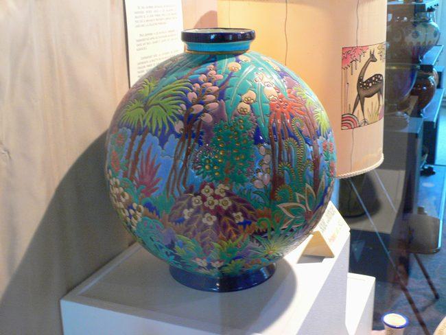 boule coloniale 1931 musée emaux longwy