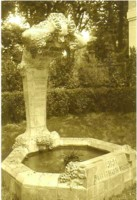 Expo Paris 1925 - Fontaine Statue du Rire