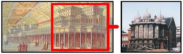 vestiges de l exposition de 1878 à Paris - Pavillon des Indes Anglaises