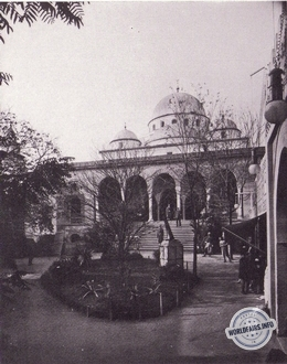 Tunisie à l'exposition de Paris 1900