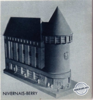 Nivernais-Berry à l'exposition de Paris 1937
