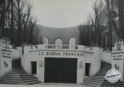 Union Corporative de l'Art Français à l'exposition de Paris 1937