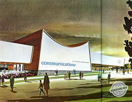 Bell System à l'exposition de Seattle 1962