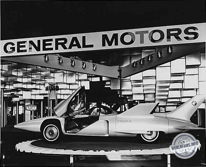General Motors Corporation à l'exposition de Seattle 1962