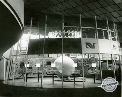 Pan American Airways à l'exposition de Seattle 1962